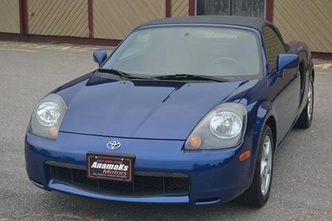 2002 Toyota MR2 Spyder For Sale In Hudson, NH