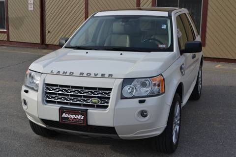 2010 Land Rover LR2 for sale in Hudson, NH
