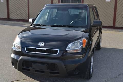 2011 Kia Soul for sale in Hudson, NH
