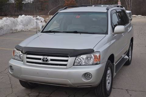 2007 Toyota Highlander for sale in Hudson, NH