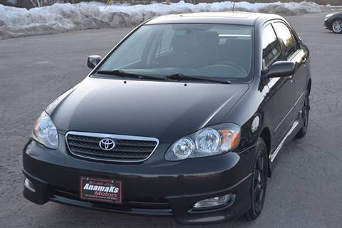 2006 Toyota Corolla for sale in Hudson, NH