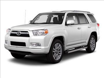 Worksheet. Used 2010 Toyota 4Runner For Sale  Carsforsalecom