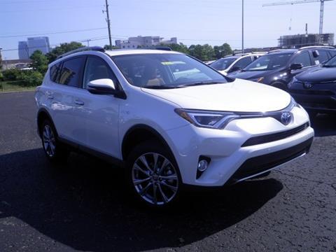 2017 Toyota RAV4 Hybrid for sale in Nashville, TN