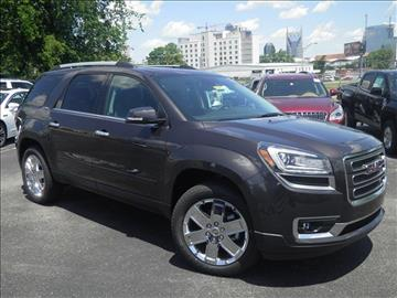 2017 GMC Acadia Limited for sale in Nashville, TN