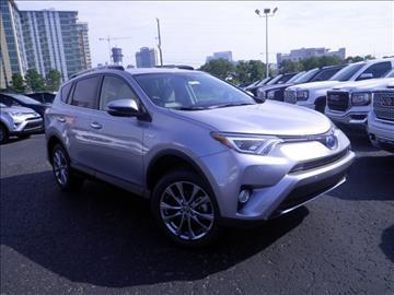 2017 Toyota RAV4 Hybrid for sale at BEAMAN TOYOTA SCION GMC BUICK in Nashville TN