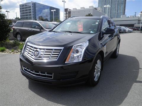2015 Cadillac SRX for sale at BEAMAN TOYOTA SCION GMC BUICK in Nashville TN