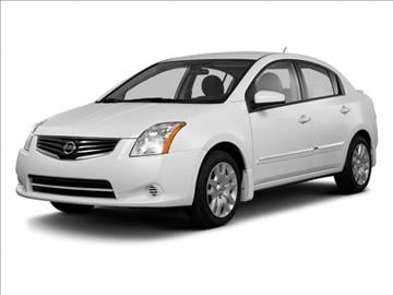 2010 Nissan Sentra for sale at BEAMAN TOYOTA SCION GMC BUICK in Nashville TN
