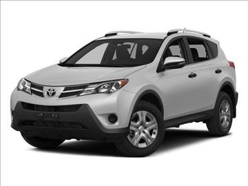 2015 Toyota RAV4 for sale at BEAMAN TOYOTA SCION GMC BUICK in Nashville TN