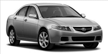 2005 Acura TSX for sale at BEAMAN TOYOTA SCION GMC BUICK in Nashville TN