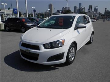 2014 Chevrolet Sonic for sale at BEAMAN TOYOTA SCION GMC BUICK in Nashville TN