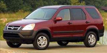 2002 Honda CR-V for sale at BEAMAN TOYOTA SCION GMC BUICK in Nashville TN