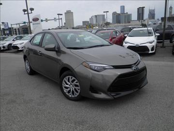 2017 Toyota Corolla for sale in Nashville, TN