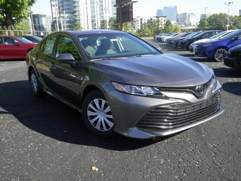 2018 Toyota Camry for sale in Nashville, TN