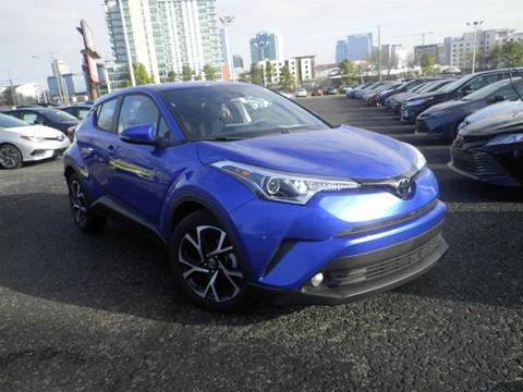 2018 Toyota C-HR for sale in Nashville, TN