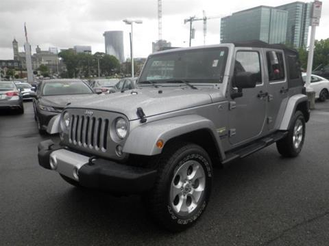 2014 Jeep Wrangler Unlimited for sale in Nashville, TN