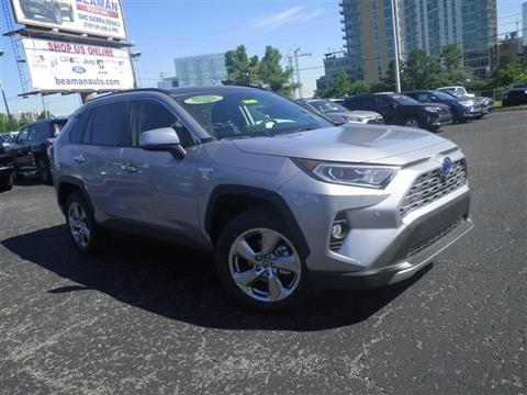 2019 Toyota RAV4 Hybrid for sale in Nashville, TN