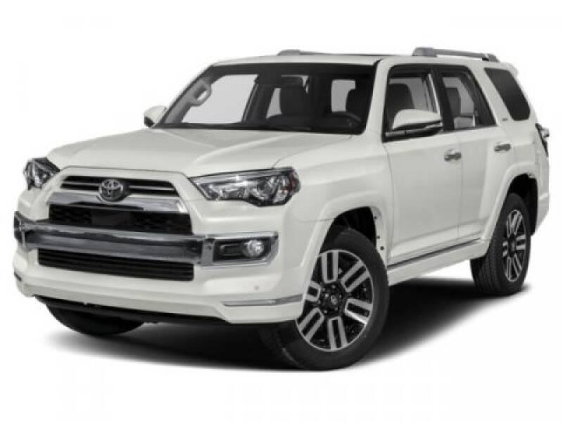 2021 Toyota 4Runner for sale at BEAMAN TOYOTA GMC BUICK in Nashville TN