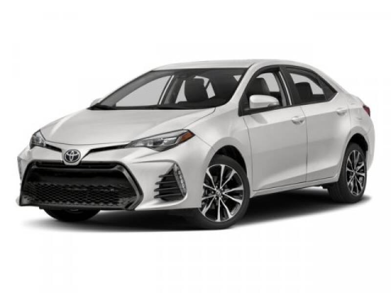 2018 Toyota Corolla for sale at BEAMAN TOYOTA GMC BUICK in Nashville TN