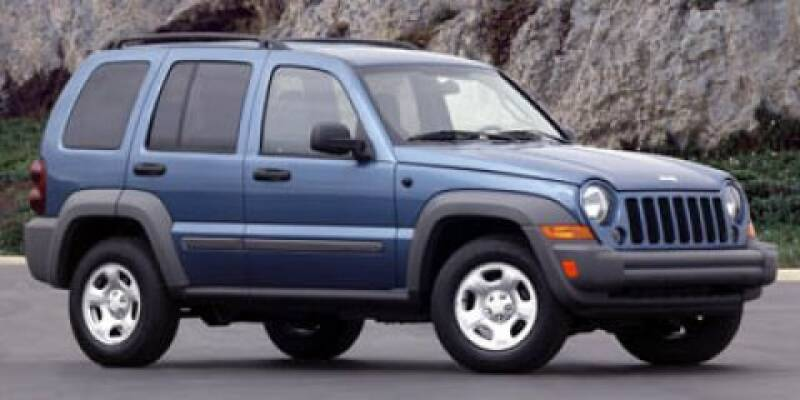 2006 Jeep Liberty for sale at BEAMAN TOYOTA GMC BUICK in Nashville TN