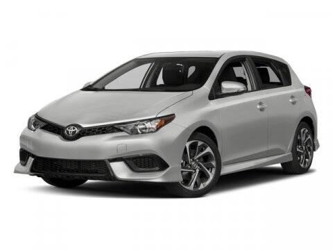 2018 Toyota Corolla iM for sale at BEAMAN TOYOTA GMC BUICK in Nashville TN