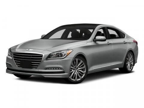2015 Hyundai Genesis for sale at BEAMAN TOYOTA GMC BUICK in Nashville TN