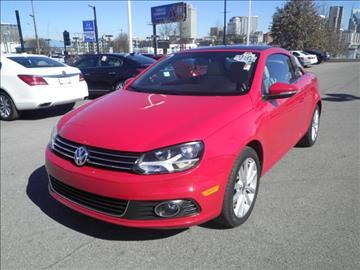 2012 Volkswagen Eos for sale in Nashville, TN