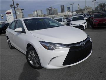 2017 Toyota Camry for sale in Nashville, TN