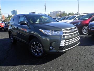 2017 Toyota Highlander for sale in Nashville, TN