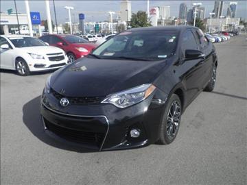 2015 Toyota Corolla for sale in Nashville, TN