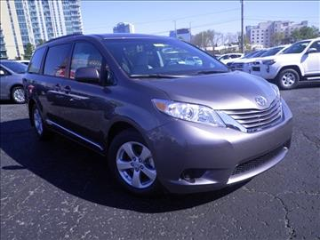 2017 Toyota Sienna for sale in Nashville, TN