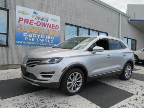 2015 Lincoln MKC for sale in Bay Shore, NY