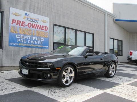 2011 Chevrolet Camaro for sale in Bay Shore, NY