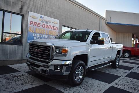 2016 GMC Sierra 2500HD for sale in Bay Shore, NY