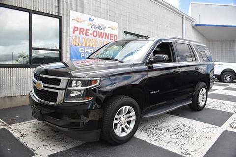 2015 Chevrolet Tahoe for sale in Bay Shore, NY