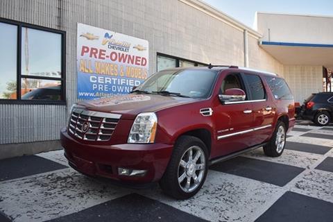 2011 Cadillac Escalade ESV for sale in Bay Shore, NY