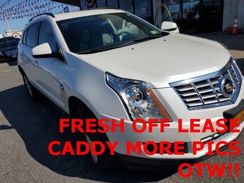2016 Cadillac SRX for sale in Bay Shore, NY