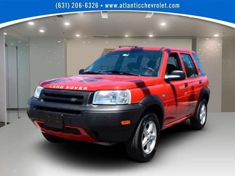 2003 Land Rover Freelander for sale in Bay Shore, NY