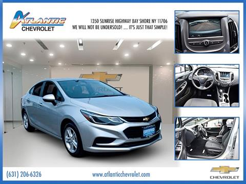 2018 Chevrolet Cruze for sale in Bay Shore, NY