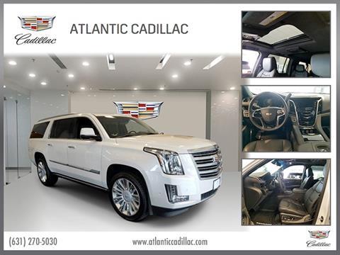 2019 Cadillac Escalade ESV for sale in Bay Shore, NY