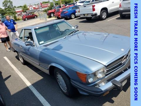 1986 Mercedes-Benz 560-Class for sale in Bay Shore, NY