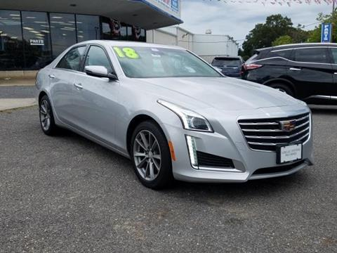 2018 Cadillac CTS for sale in Bay Shore, NY