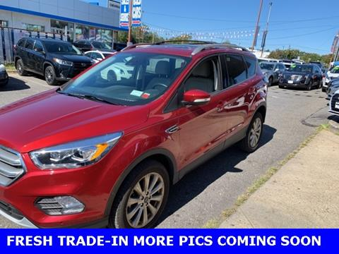 2017 Ford Escape for sale in Bay Shore, NY