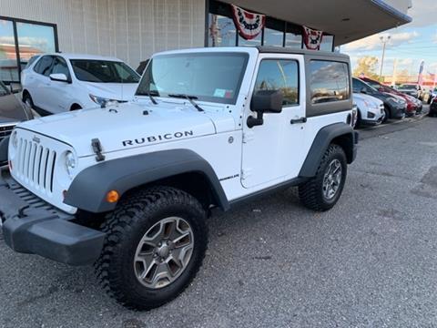 2013 Jeep Wrangler for sale in Bay Shore, NY