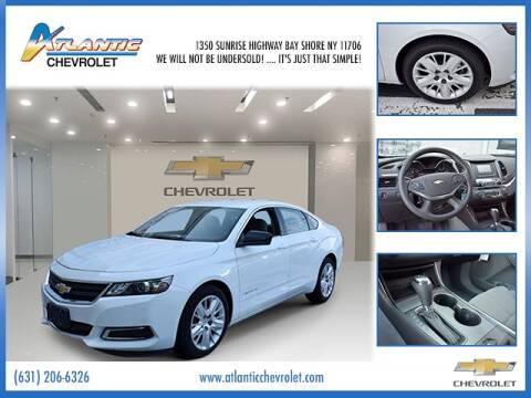 2015 Chevrolet Impala for sale in Bay Shore, NY