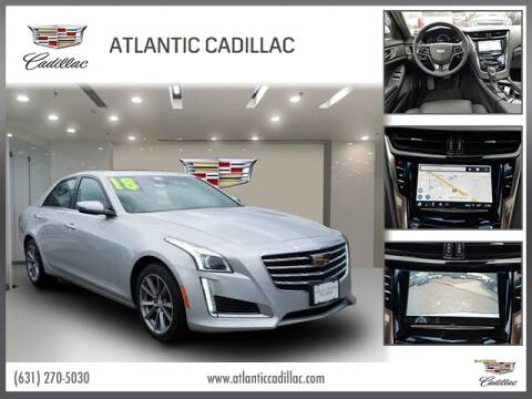 Cts For Sale >> 2018 Cadillac Cts For Sale In Bay Shore Ny