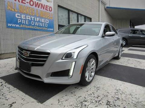2015 Cadillac CTS for sale in Bay Shore, NY