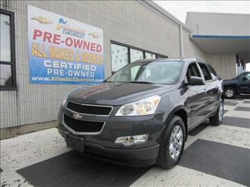 2012 Chevrolet Traverse for sale in Bay Shore, NY
