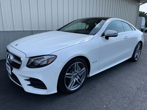 2018 Mercedes-Benz E-Class for sale in Harrington, DE
