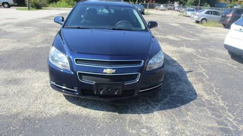 2012 Chevrolet Malibu for sale in Waldorf, MD