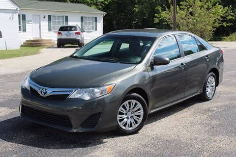 2012 Toyota Camry for sale in Waldorf, MD